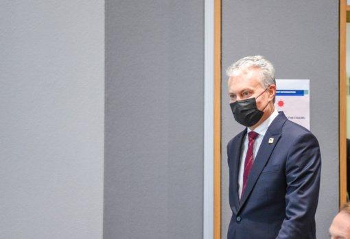 G. Nausėda: epidemiologų atlyginimų kėlimui reikėtų 4 mln. eurų