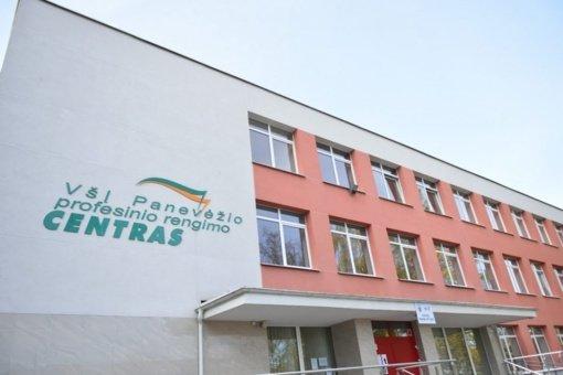 COVID-19 užfiksuotas Panevėžio profesinio rengimo centre