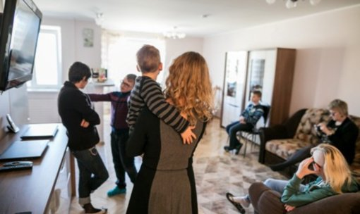 Savivaldybė ieško būstų vaikų globos namų šeimynoms Vilniuje