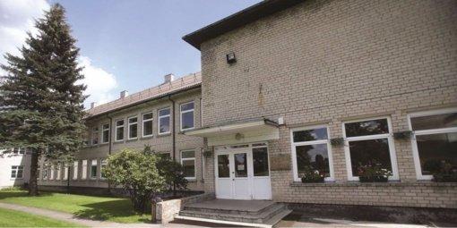 Mokykla norėtų įsigyti naują šilumos katilą
