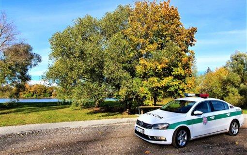 Per savaitgalį – 145 Kelių eismo taisyklių pažeidimai