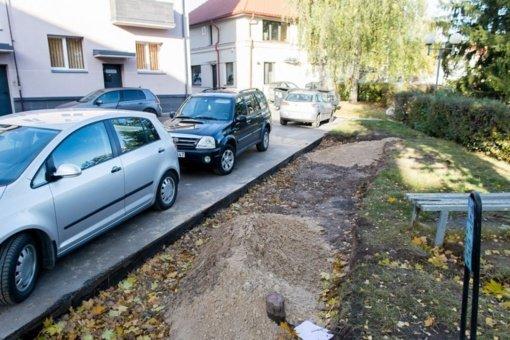 Panevėžio centre esančio namo gyventojai sukilo prieš įrenginėjamą atliekų surinkimo aikštelę