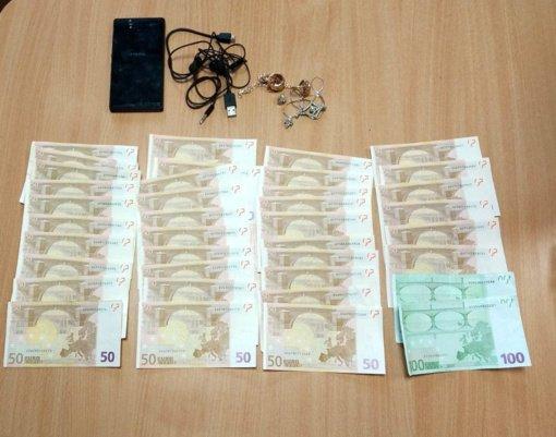 Kauno rajone sučiuptas iš senolės santaupas ir papuošalus pasisavinęs sukčius