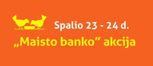 """Druskininkuose – rudeninė """"Maisto banko"""" akcija"""