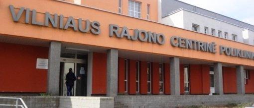 Vilniaus rajono centrinės poliklinikos informacija dėl pacientų lankymo