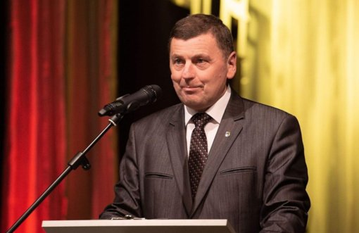 Koronavirusas nustatytas Kėdainių rajono merui V. Tamuliui, vicemerui ir administracijos direktoriui