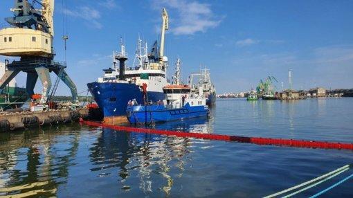 Klaipėdos uosto vadovas: planuojame, kad šiemet investicijos sieks 55 mln. eurų