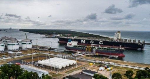 Klaipėdos uostas sieks gauti lėšų tvariam vystymui