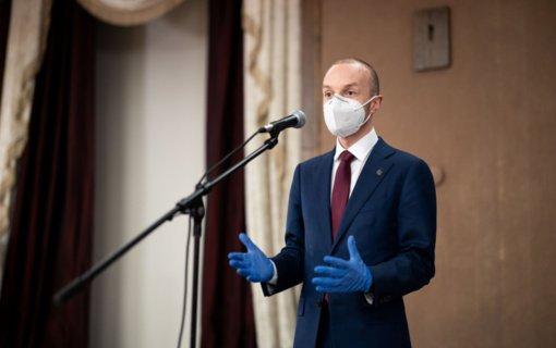 Viceministras T. Tamulevičius: regionai gali ir turi tapti lyderiais