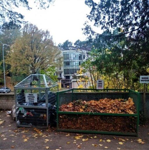 Vilnius ruošiasi Vėlinėms: kapinių atliekų tvarkymui – papildomos priemonės ir rekomendacijos