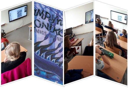 Virtualus pasivaikščiojimas po Mažąsias klampynes su Neringa Vaitkute