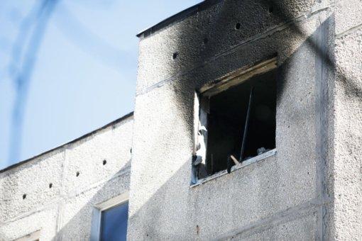 Visagino savivaldybėje šiemet kilo 37 gaisrai