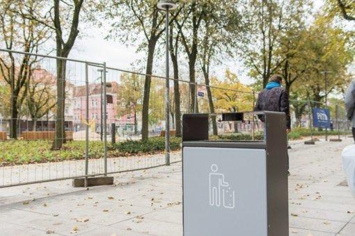 Renovacija Laisvės aikštėje panaikino draudimą rūkyti