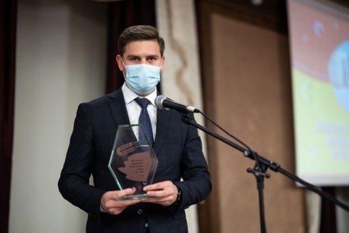 Tauragė gavo apdovanojimą už įgyvendintą projektą