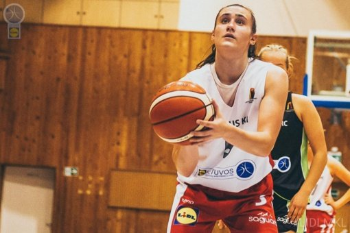 Sidabrinį skrydį Europoje prisiminusi A. Zdanevičiūtė tiki moterų krepšinio perspektyva