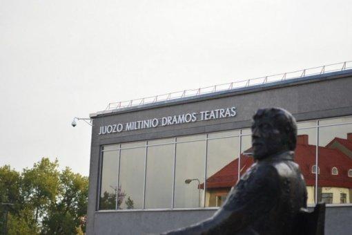 J. Miltinio dramos teatre atšaukti spektakliai: 26 darbuotojai saviizoliacijoje