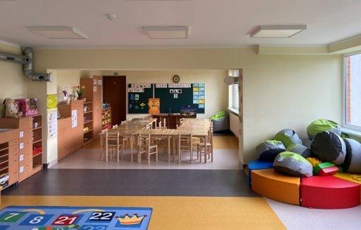 Ikimokyklinio ugdymo įstaigoms nuolatinis dėmesys