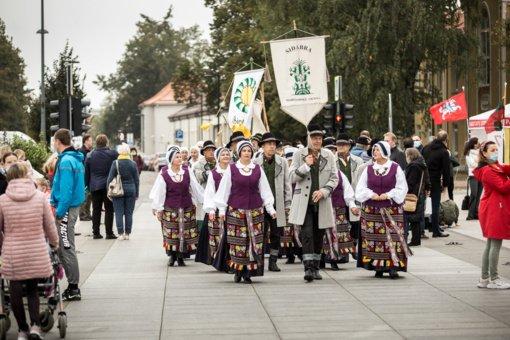 Marijampolėje lokalus karantinas: kultūros įstaigų veikla ir renginių organizavimas