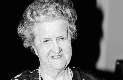 Kultūros ministras pasveikino 100-metį mininčią archeologę R. Rimantienę