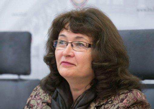 Šiaulių krašto vienmandatėje R. Baškienė išsiveržė į priekį