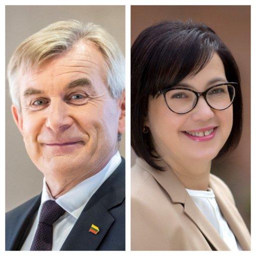 Kauno rajone laimėjo Seimo pirmininkas Viktoras Pranckietis