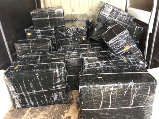 Šiaulių ir Raseinių rajonuose su kontrabanda įkliuvo keturi Šalčininkų rajono gyventojai