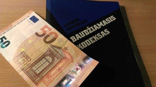 Neteisėtai Šengeno erdvėje buvęs ukrainietis bandė papirkti pasienietį
