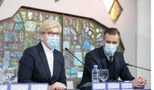 Dešinieji pradeda derybas dėl naujos koalicijos: svarbiausios partijų pozicijos