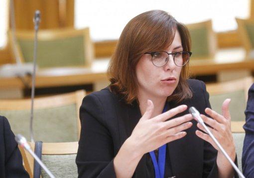 J. Sejonienė: gavusi pasiūlymą užimti sveikatos apsaugos ministrės postą – svarstyčiau