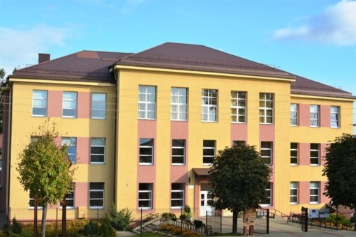 Veisiejų Sigito Gedos gimnazijoje vėdinimo ir kondicionavimo  sistema – jau netrukus