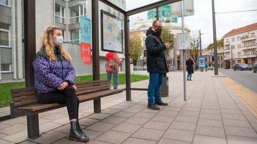 Kaune griežčiau kontroliuojama, kaip laikomasi karantino režimo