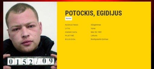 Europolo paskelbtame pavojingiausių seksualinių nusikaltėlių sąraše – ir lietuvio pavardė