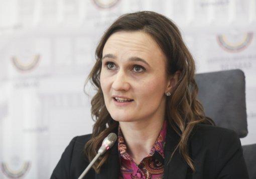 Liberalų lyderė V. Čmilytė-Nielsen COVID-19 neserga, bet dar lieka izoliacijoje