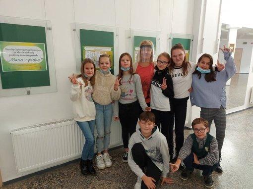 Šiaulių miesto savivaldybės viešoji biblioteka: kūrybiškumas moko atsakingumo
