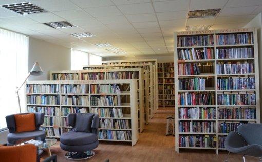 Trakų viešojoje bibliotekoje keičiasi lankytojų aptarnavimo tvarka