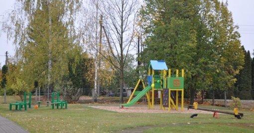Atnaujintos Rozalimo pagrindinės mokyklos erdvės