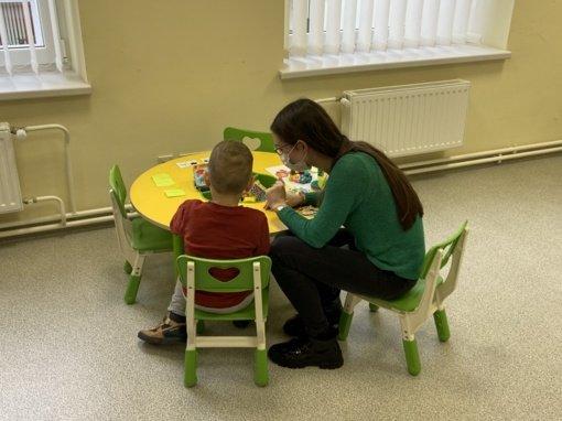 Alytuje – daugiau paslaugų raidos sutrikimų turintiems vaikams