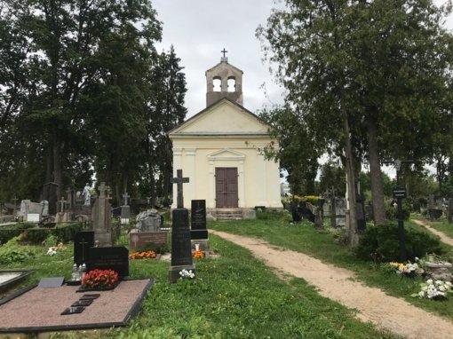 Ukmergės rajone jau veikia kapinių skaitmeninimo sistema