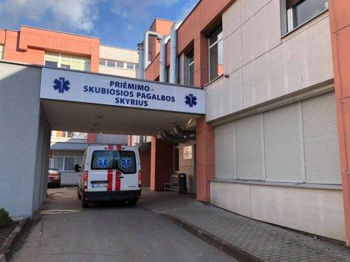 Neseniai atnaujinusi veiklą Radviliškio ligoninė stojo į pagalbą kitoms regiono sveikatos įstaigoms