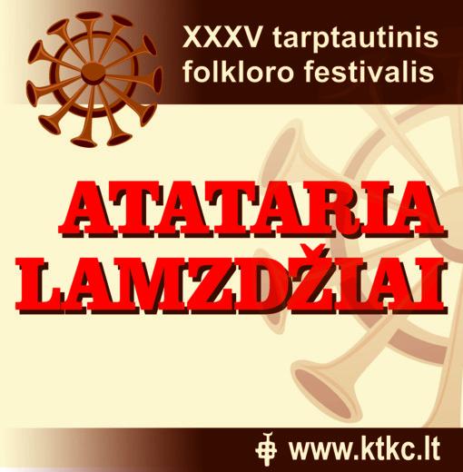 """Baigėsi festivalio """"Atataria Lamzdžiai"""" I etapas"""