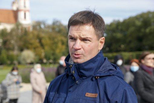 Koronavirusas patvirtintas Seimo nariui P. Saudargui