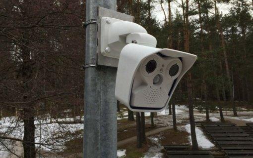Dieveniškių kilpoje bus įdiegta nauja sienos su Baltarusija stebėjimo sistema