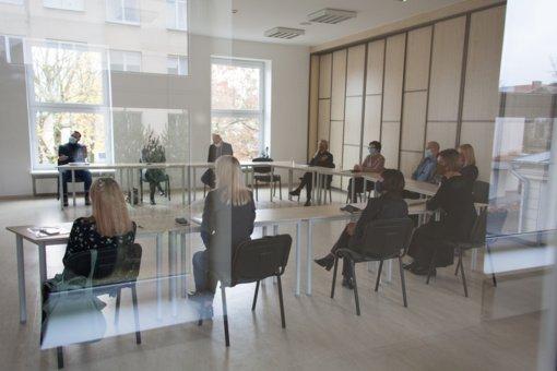 Pirmasis šalyje veiklą pradedantis Šiaulių universiteto STEAM centras sieks tapti geriausiu regioniniu centru Lietuvoje