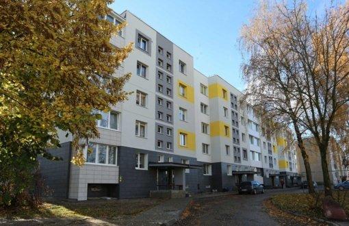 Daugiabučių namų renovacijos mastai Ukmergėje nelėtėja