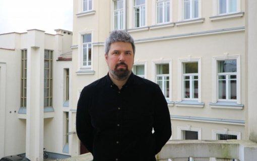 Valstybinio Vilniaus mažojo teatro vadovo konkursą laimėjo S. Keblas