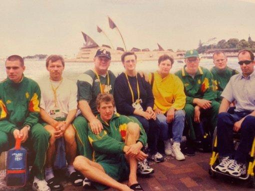"""Sidnėjaus paralimpiada: kambariokų medaliai, šampanas ir """"Trys milijonai"""""""