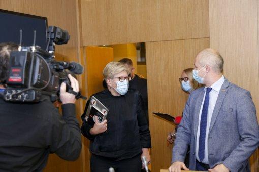 I. Šimonytė: noriu tikėtis, kad iki pirmojo naujo Seimo posėdžio galimą Ministrų Kabinetą turėsime