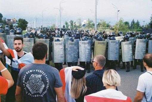 ESBO smerkia kankinimus Baltarusijoje, ragina surengti naujus prezidento rinkimus
