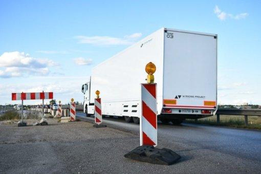 Keičiasi eismo organizavimo tvarka per Nausodės viaduką Panevėžio aplinkkelyje