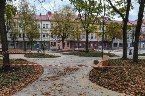 Rekonstruojamoje Panevėžio Vasario 16-osios gatvėje darbus pradeda archeologai